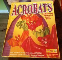 ACROBATS VINTAGE BOARD GAME THE BATTIEST BALANCING GAME COMPLETE NICE CONDITION