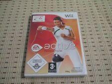 Active entrenadores personales para Nintendo Wii y Wii U * embalaje original *