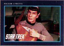 1991 Impel Star Trek 25th Anniversary #299 Vulcan Lyrette