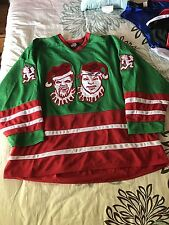 3XL Twiztid Merry Axe-mas Signed Jersey Insane Clown Posse ICP Blaze GOTJ HOK