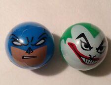 DC Comics Capsule Buildable BATMAN And JOKER FIGURINES: Series 1