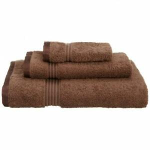 Superior Egyptian Cotton 3-Piece Towel Set Mocha