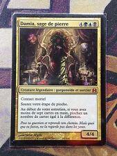 Damia, Sage de Pierre   VF  -  MTG Magic (MP)