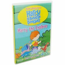 Harry & His Bucket Full of Dinosaurs - Harry The Explorer [DVD]
