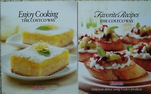 Cookbook, Enjoy Cooking  & Favorite Recipes The Costco Way