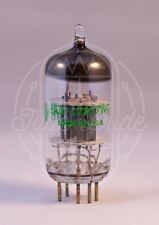 NOS JAN 12AT7WC GE PREAMP TUBES! MANY MORE AVAILABLE. SYLVANIA, MULLARD, & MORE!