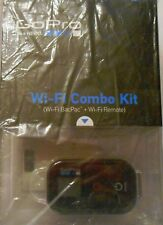 NOS GO PRO WI-FI COMBO KIT WI-FI BACPAC/REMOTE FOR ORIGINAL HERO CAMERAS 424318