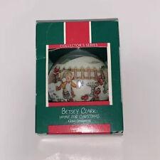 hallmark ornaments 1989 Betsey Clark
