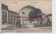 (110000) AK Munich, Nouvelle anatomie, à 1920