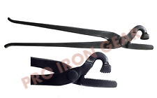 Hoof Clincher, Farrier Tool Hoof Nail Clincher 13 Inch Plier Black Color