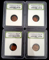 Slabbed Authentic Ancient Roman Coins HIGH GRADE / 330 A.D. Constantine / 1 COIN