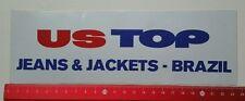 Aufkleber/Sticker A4: US Top Jeans & Jackets Brazil (03031627)