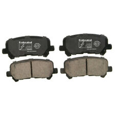 Disc Brake Pad Set Rear Federated D1281C