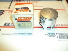 Vintage NOS, OEM Yamaha MX175 STD size piston, 455-11631-02-96, MX175