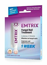 Emtrix Fungal Nail Treatment , **New Formula** 1 Week Noticeable Effect