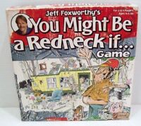 You Might Be a Redneck If game Jeff Foxworthy, Family Fun