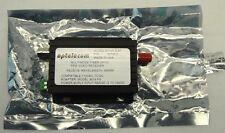 Optelecom -Multimode Fiber Optic Pfm Video Receiver- (9114R-S-St) (I3)