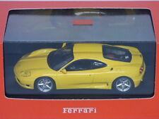 Ixo Ferrari 360 modena 1999 yellow REF: FER017