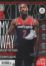 Slam Magazine - KICKS - 2015 Sneakers - Adidas Washington Wizards JOHN WALL