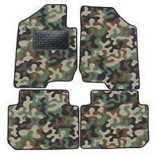 Armee-Tarnungs Autoteppich Autofußmatten Auto-Matten für Kia Carens ab 2007