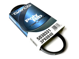 Dayco 3PK0840 V-Ribbed Belt