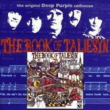 DEEP PURPLE - The Book Of Taliesyn + 5 Bonus Tr.- CD - Remastered - NEU/OVP