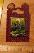 Halloween Haunted Mansion Rex Toy Story Cover my eyes? Disney pin MOC