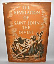 The Revelation Of Saint John The Divine - With Lithographs- Hans Feibusch, c1950