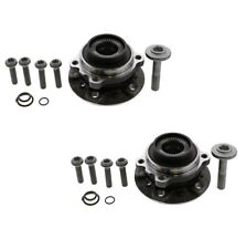 Pair Set 2 Front FAG Wheel Bearing and Hub Kit for BMW F10 F06 F01 F02 F25 F26