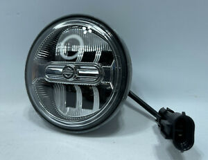 18+ OEM HARLEY DAVIDSON SOFTAIL HERITAGE LED FOG AUX LIGHT PASSING LAMP 68000203