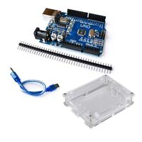 For Arduino UNO R3 ATmega328P Development Board USB Cable new