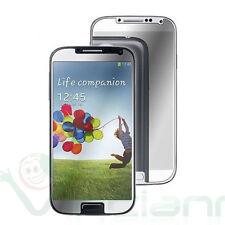 Pellicola mirror specchio per Samsung Galaxy S4 Mini i9195 protezione display