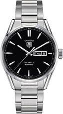 Brand New Tag Heuer Carrera 41mm Black Dial Men's Watch WAR201A.BA0723