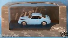 FIAT 750 ABARTH COUPE 1956 BLEU AZUR STARLINE 517423 1/43 BLUE AZURE