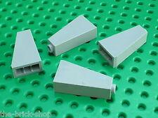 LEGO OldGray slope brick 4460 / sets 6087 4730 6769 6762 6097 6085 6279 10123...
