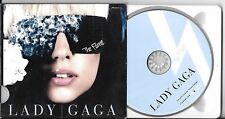 CD DIGISLEEVE 15T LADY GAGA THE FAME  feat JUST DANCE, POKER FACE, PAPARAZZI