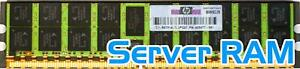 HP (405477-551) 4GB PC2-4200P (DDR2-533Mhz, 4RX4) ECC Registered RAM