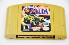 Legend of Zelda Majora's Mask Nintendo 64 *Fast/Free Shipping!!!
