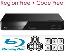 Panasonic DMP-BDT167 SMART Multi Region Blu-ray Player All Zone Code Free A B C