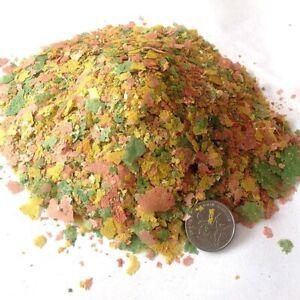 Tetra Flakes Aquarium Fish Food For Tropical, Marine Ornamental Fish Color Feed