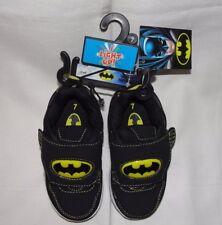 Little Kids Batman Light up Shoes Black Yellow size 7 (Toddler) New