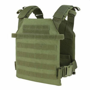 Condor Sentry Plate Carrier - 201039-001 - Olive - MOLLE PALS