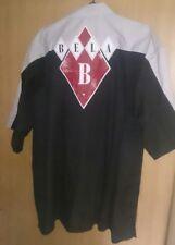 Die Ärzte Hemd Worker XL Bela B Code B Rock Am Ring im Park Bowlinghemd