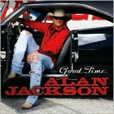 Alan Jackson - Good Time [New CD] Germany - Import