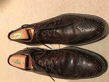 Brooks Brothers brown Wing tips