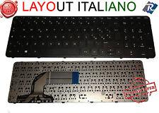 Tastiera ITALIANA HP Pavilion 250 G2 250 G3 255 G2 255 G3 256 G3 R65 con FRAME
