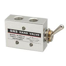 HL2501-V Carbon Steel Pneumatic Toggle Knob Switch Valve T2G7