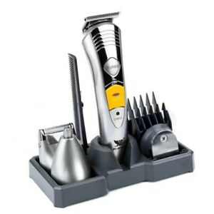 Kemei KM-580A 7 in 1 Rechargeable Grooming Kit Multifunctional Hair Clipper NEW
