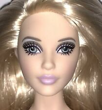 Barbie Andy Warhol NUDE Doll Articulated Model Muse Pivotal Blonde Karl Face NEW
