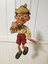 Pinocchio Marionette *Handarbeit* Rarität Alt
